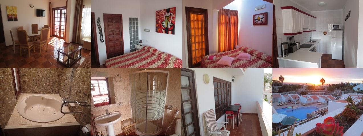 Tenerife Rent | Island Village 2 - 3 Bedroom Apartments with Sea View